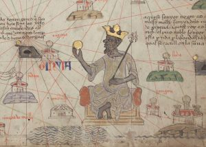 West African Moors Beat Columbus By at Least 168 Years