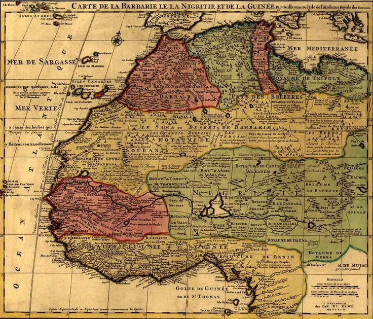 """""""Moors"""" Of West Africa And The Beginnings Of The Portuguese Slave Trade"""
