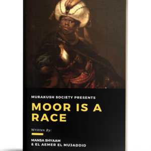 Moor Is A Race