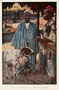 Moors In The New World