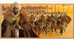 1468 Songhai invaded Timbuktu and conquered Berbers