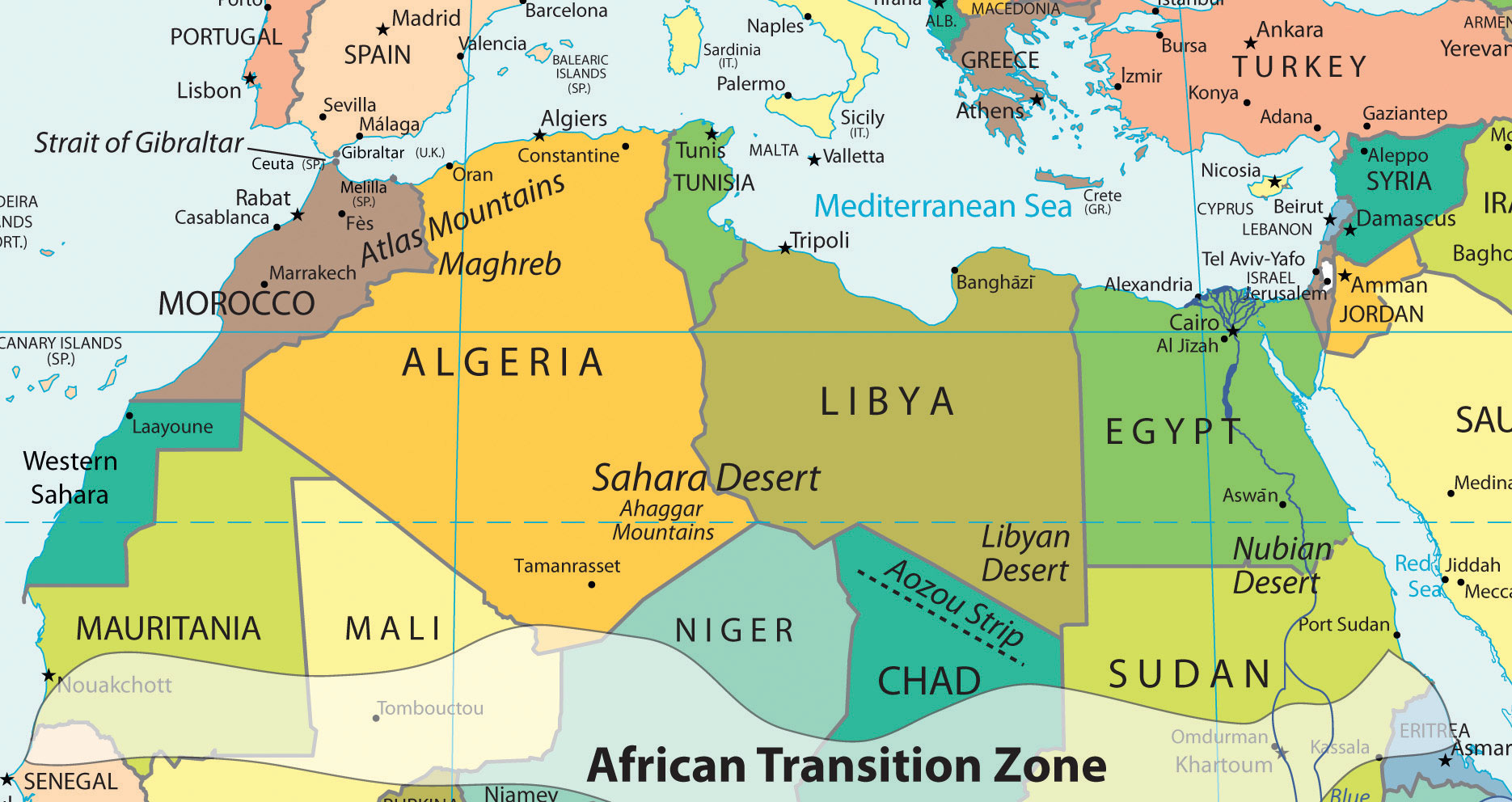 A History of All Nations: Egypt and Western Asia