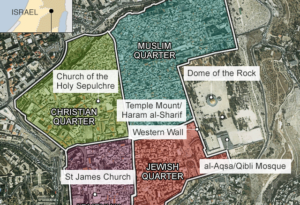 The old Moorish City is full of history written in Stones, Archives, and Races