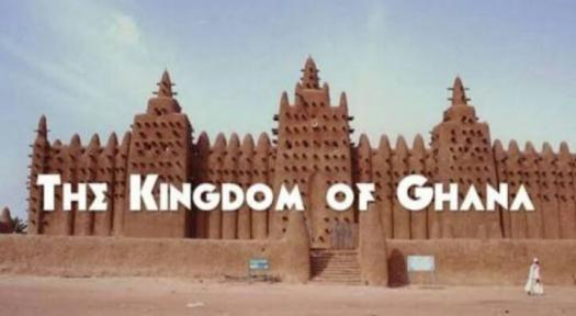 The Maga Berber family started the kingdom of Ghana