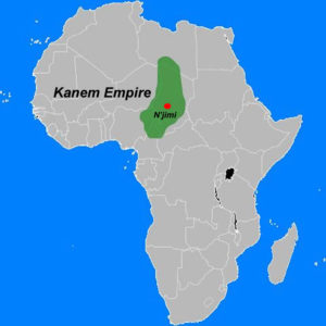 A branch of the Zagawa Berbers called Beni Sefi created Kanem-Bornu