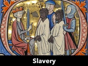The Moors Were Targets For Portuguese, Spaniard and English Slave Markets