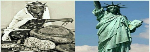 The Statue of Liberty Was Originally a Moorish Woman